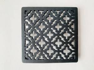 Bilde av Gryteunderlag støpejern 17x17 cm