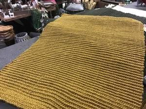 Bilde av Bordbrikke jute 33x45 cm gul